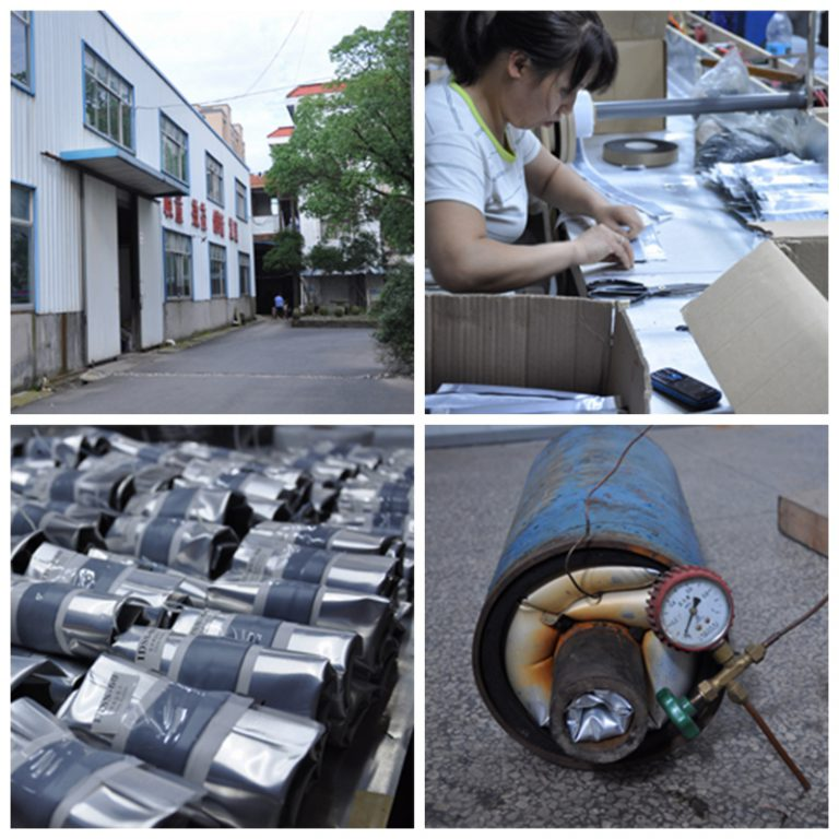 Inflatable Duct Cable Sealing System factory